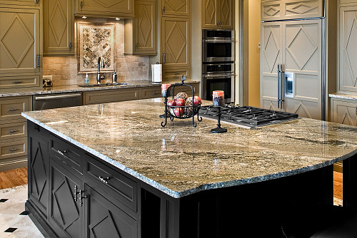 Who Doesnu0027t Appreciate The Classy Appeal Of Gorgeous Stone Countertops? In  Addition To Their Beauty, Marble, Soapstone, Quartz, Limestone, ...