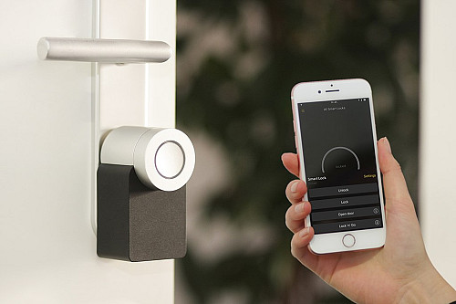 Nuki Smart Lock via Wikimedia Commons