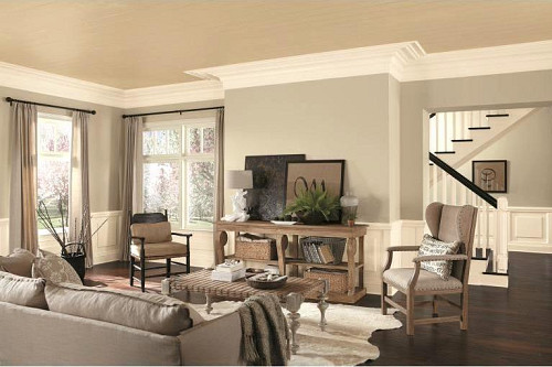 Dove White trim/courtesy Sherwin-Williams