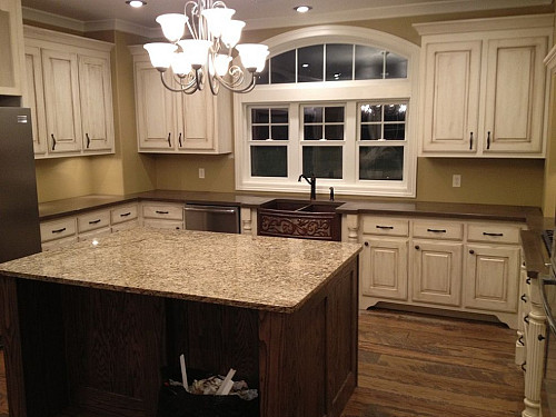 kitchen paint colors with beige cabinets eight beige kitchens with serene style networx 21871