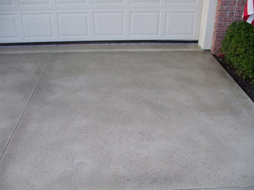 What can be done about driveway pitting a basic guide for Concrete home contractors