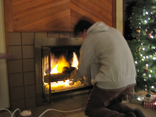 Can You Burn Wood In A Gas Fireplace Networx