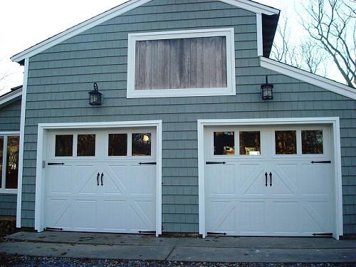New garage doors  HeatherLWilliams / flickr