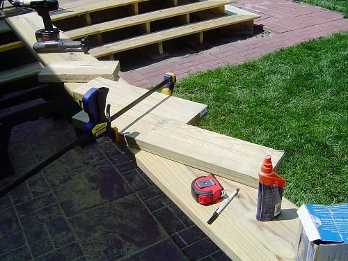 Deck repair in progress  Ryan Frost / flickr