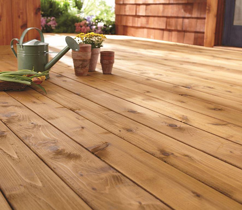 Deck stain/courtesy Cabot Stains