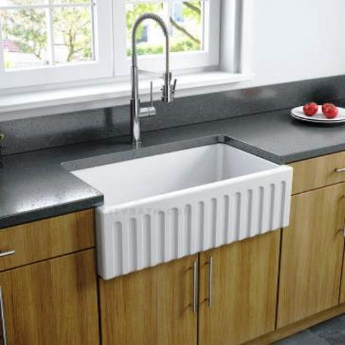 Quality Bath/Latoscana Fireclay Sink