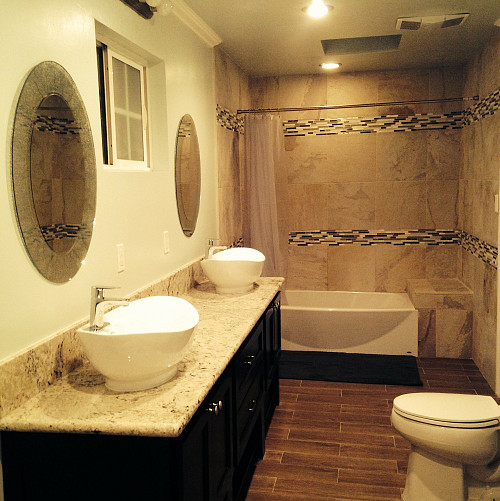 Bathroom Tiles: Where To Use Them, What\'s On Trend - Networx