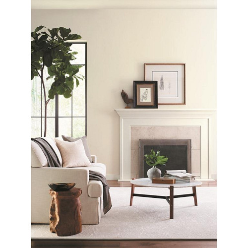 Living room paint / courtesy Sherwin-Williams