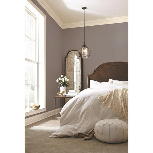 Master bedroom paint / courtesy Sherwin-Williams