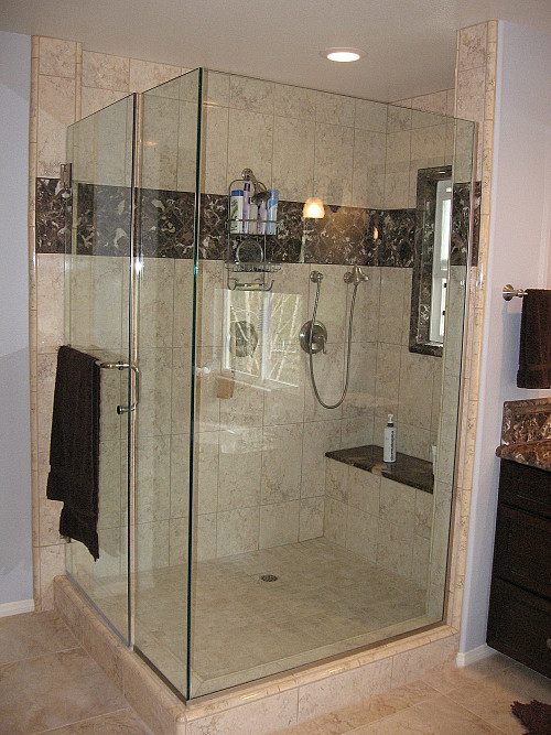 Prefab Shower Units vs. Custom Showers - Networx