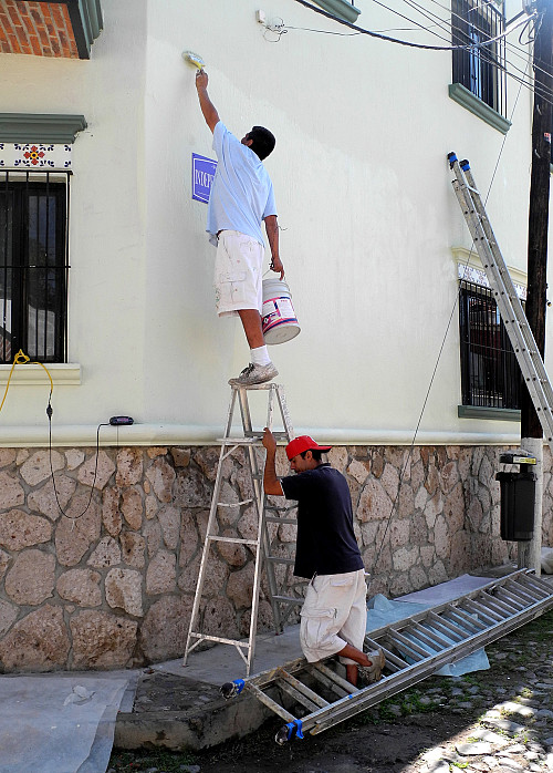 Painters need workers comp by Bud Ellison/flickr