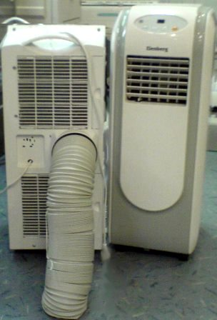 Portable air conditioner  Моrpheus / CC BY-SA