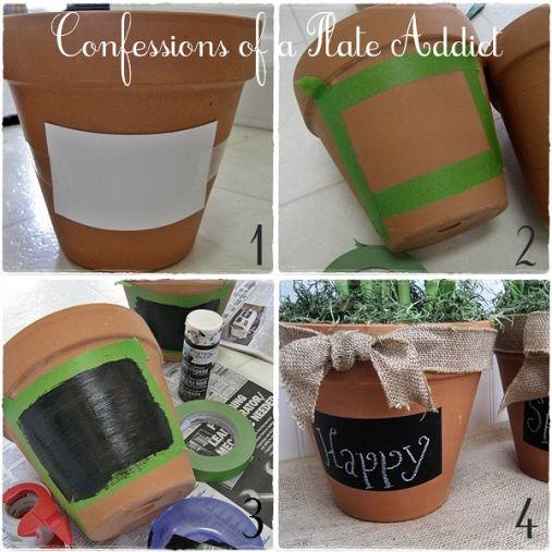 Confessions of a Plate Addict via Hometalk.com