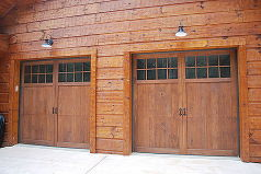 Carriage House Style Garage Doors Became Por Over A Hundred Years Ago When Represented Affluence And Wealth