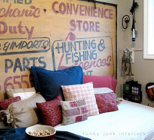 Funky Junk Interiors via Hometalk