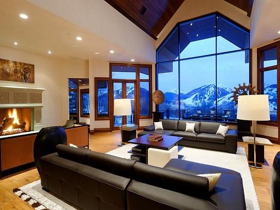 Five Unbelievable Ski Houses For Sale Networx