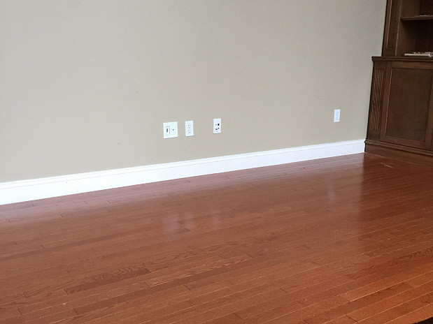 Perfect hardwood floor repair