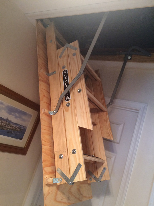Attic Stairs Install High Quality Reliable Service