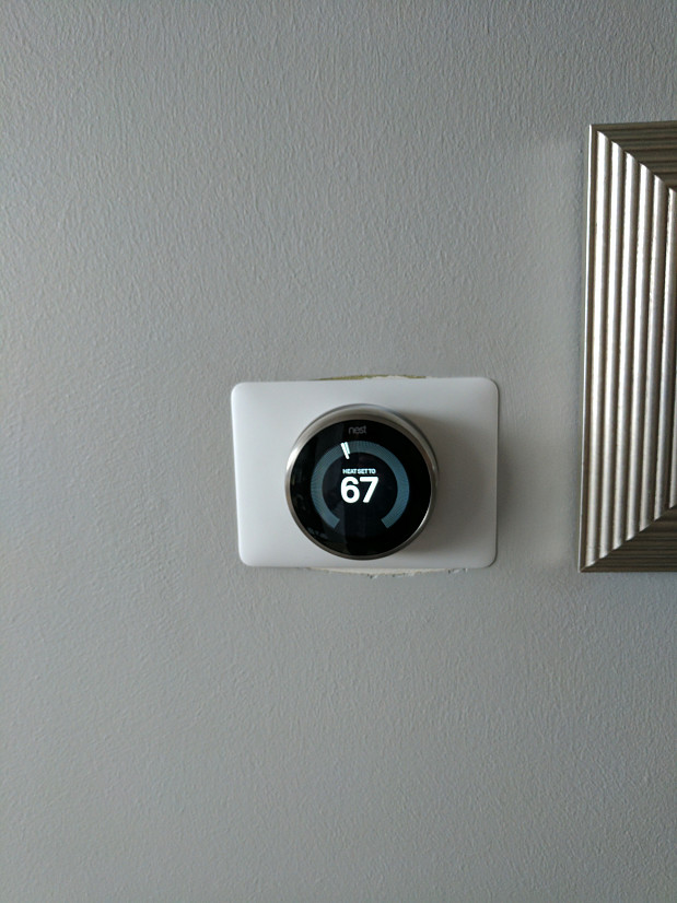 Installing Nest Thermostat Almost As Hard As Learning To