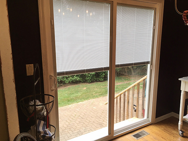 Sliding Glass Patio Door Replacement Eliminates Rotten Wood Networx