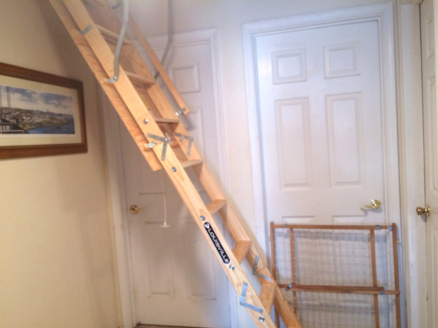 Attic Stairs Install High Quality Reliable Service Good Price Networx