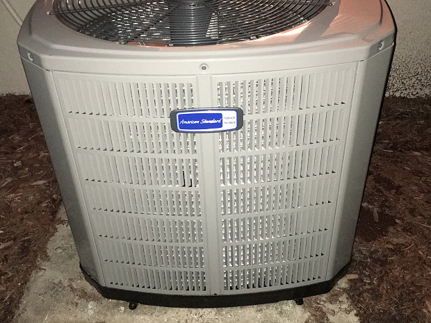AC outdoor component