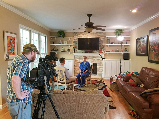 News interview about my bad contractor experience