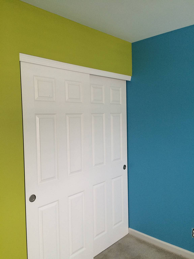 Nursery Painted Just In Time To Welcome Our New Baby Boy Networx
