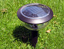 Photo of a solar landscape light by arenacreative/istockphoto.com.