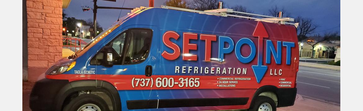 Setpoint Refrigeration Llc Liberty Hill Tx 78642 Networx