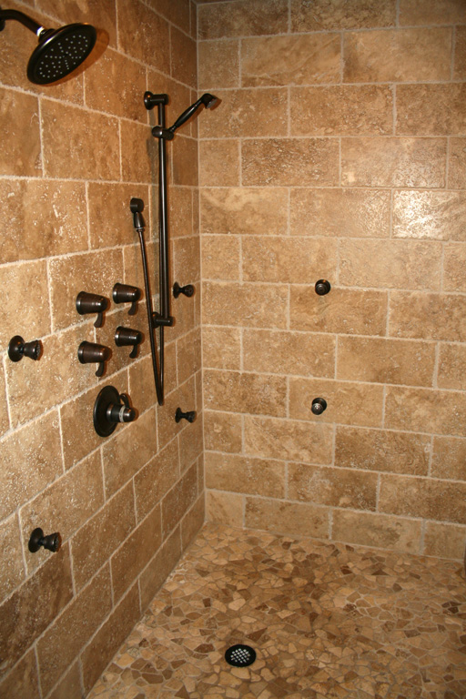 Works Of Art Tile Marble Design Networx Simple Bathroom Tile Remodel