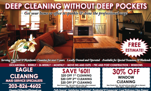 Our Company Eagle Cleaning Services Is A Full Service Company With Over 7  Years Experience Servicing Both The Residential And Commercial Clientele.