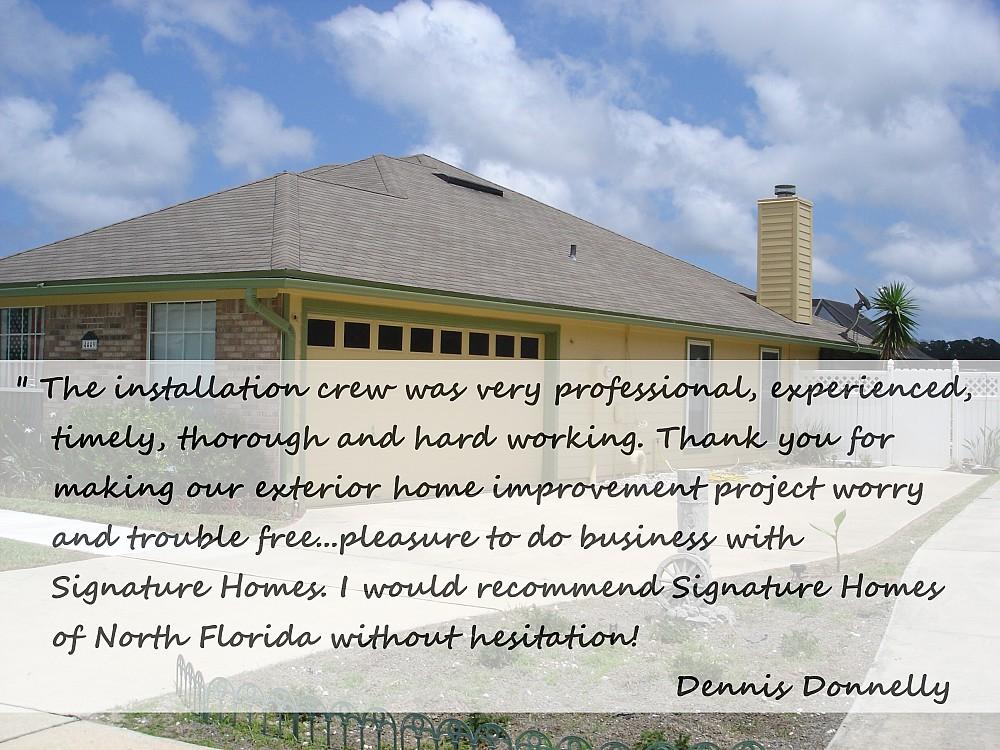 Signature Homes Of North Florida Inc Networx