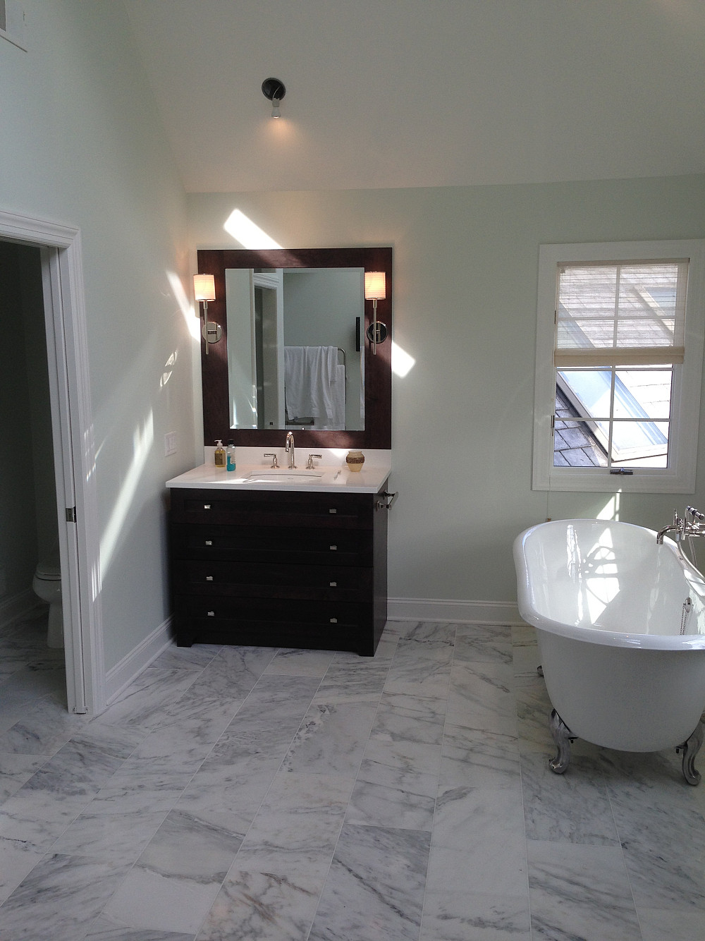 Flansburg Construction Networx - Bathroom remodeling hamilton nj