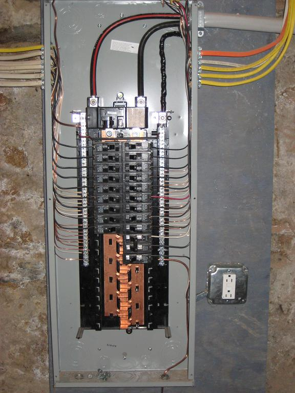 ems electric, mechanical & plumbing inc - networx residential electrical panel wiring diagram #7