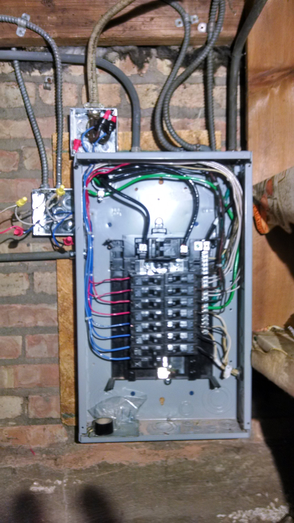 Smith Electrical Construction Hvac Services Networx Circuit Breaker Panel Installation Show More