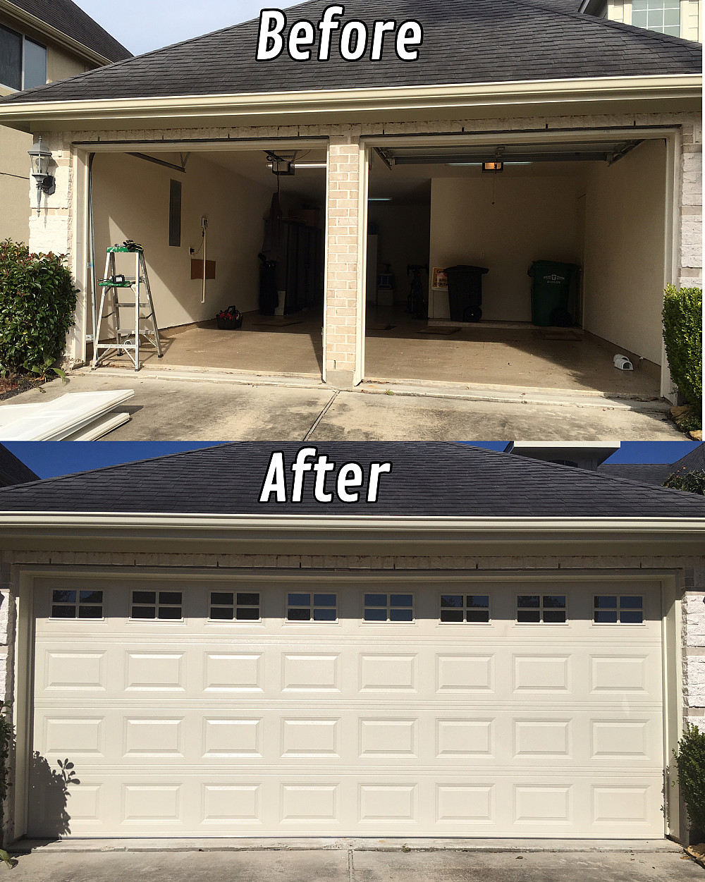 Texas Best Garage Door Co.   Networx