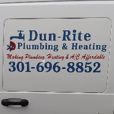 Dun Rite Plumbing Heating Air Conditioning Frederick Md 21702 Networx