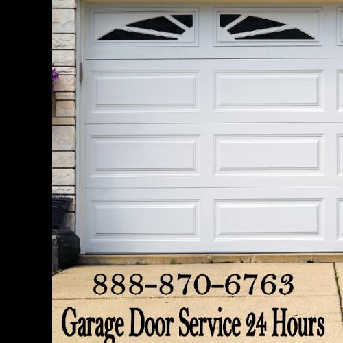 Garage Door 24 Hours
