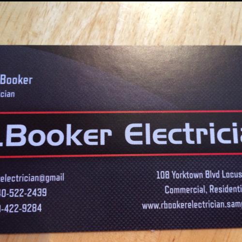 R Booker Electrician Locust Grove Va 22508 Networx