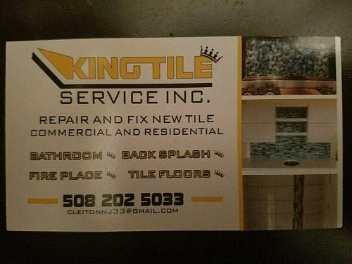 King Tile Services Inc Framingham Ma 01701 Networx