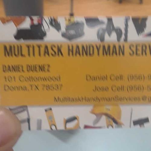 Multitask HANDYMAN Services - Networx