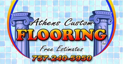 Athens Custom Floors By A 1 Floors Virginia Beach Va