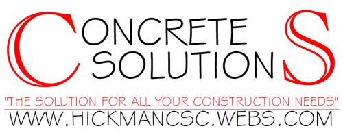 Concrete Solutions Networx