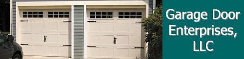 Exceptionnel GARAGE DOOR ENTERPRISES, LLC   Networx