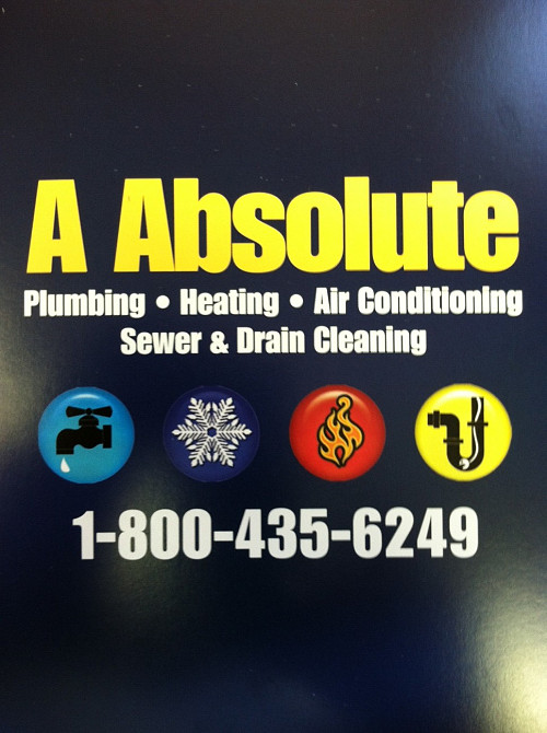 Absolute Plumbing Heating And Air Conditioning Networx