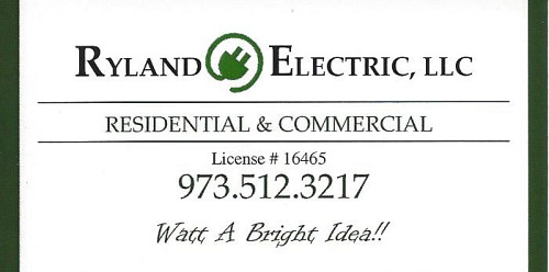 Ryland electric llc networx for Interior design 07871