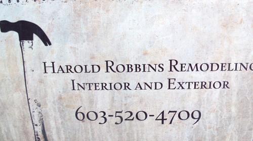 Harold Robbins Remodeling Networx