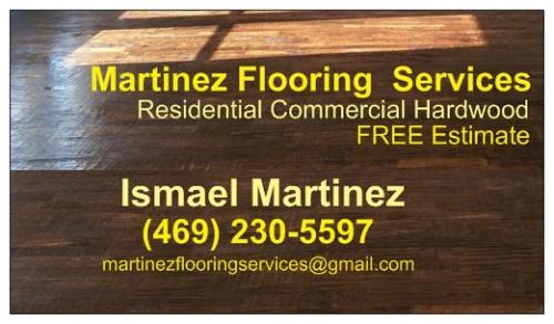 Martinez Flooring Services Networx