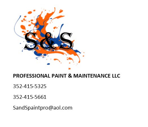 S Amp S Professional Painting Amp Maintenance Llc Gainesville